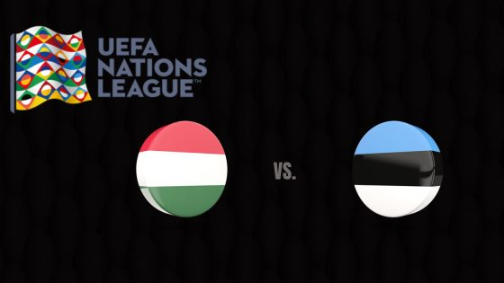 UEFA Nations League  Hungary vs Estonia 15/11/2018