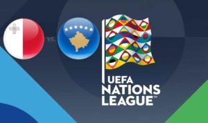 UEFA Nations League Malta vs Kosovo