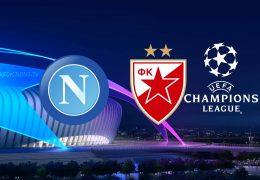 Napoli vs Red Star Belgrade Champions League 28/11/2018