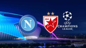 Napoli vs Red Star Belgrade Champions League