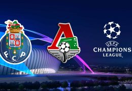 Porto vs FC Lokomotiv Moscow Champions League 6/11/2018