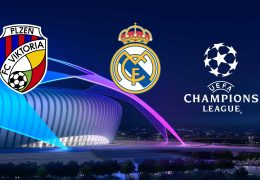 Viktoria Plzen vs Real Madrid Champions League 7/11/2018
