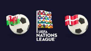 UEFA Nations League Wales vs Denmark