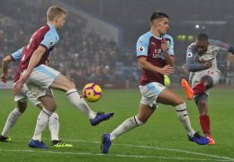 Premier League Burnley vs Brighton 8/12/2018