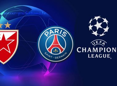 Red Star vs PSG Champions League 11/12/2018