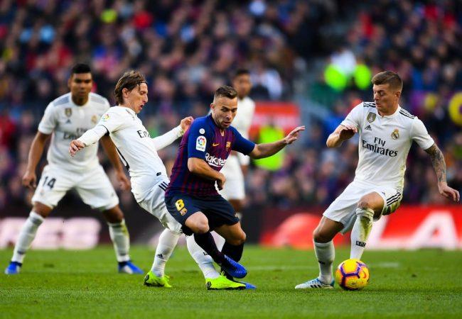 Barcelona vs. Real Madrid Soccer Predictions 6 February 2019