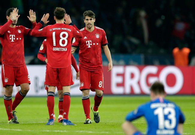 Bayern vs Schalke Soccer Predictions 09/02/2019