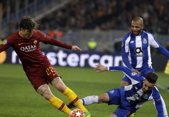 FC Porto vs AS Roma Soccer Predictions 6 March 2019