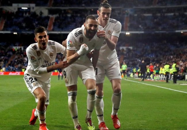 Real Madrid vs Eibar Soccer Predictions  6/04/2019