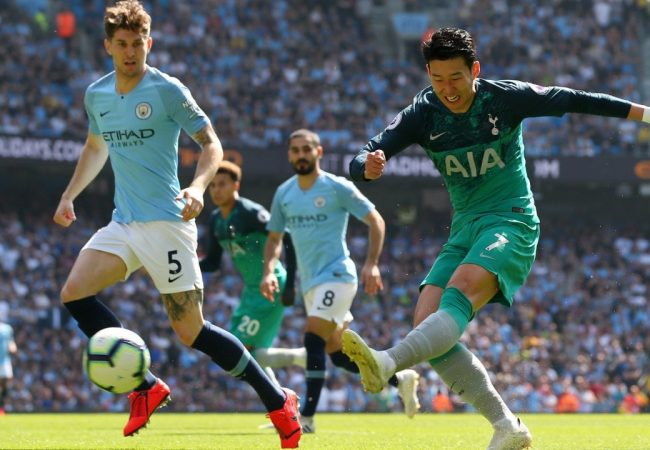 Tottenham vs Brighton Soccer Predictions  23/04/2019