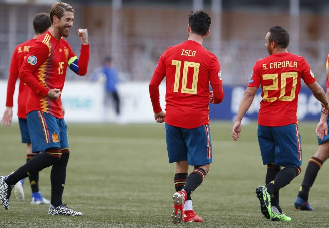 Spain vs Sweden Betting Predictions  10/06/2019