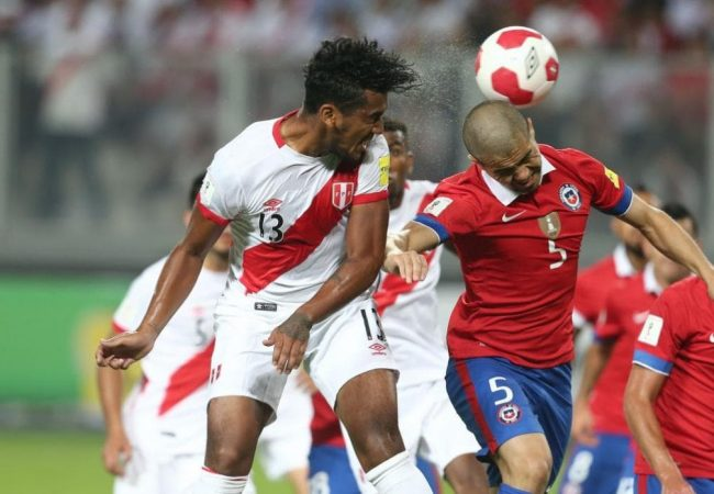 Chile vs Peru  Betting Predictions 04/07/2019