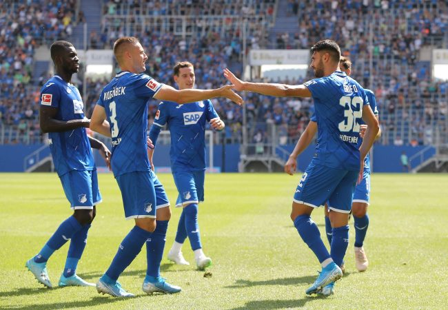 Wurzburger Kickers vs Hoffenheim Betting Predictions 10/08/2019