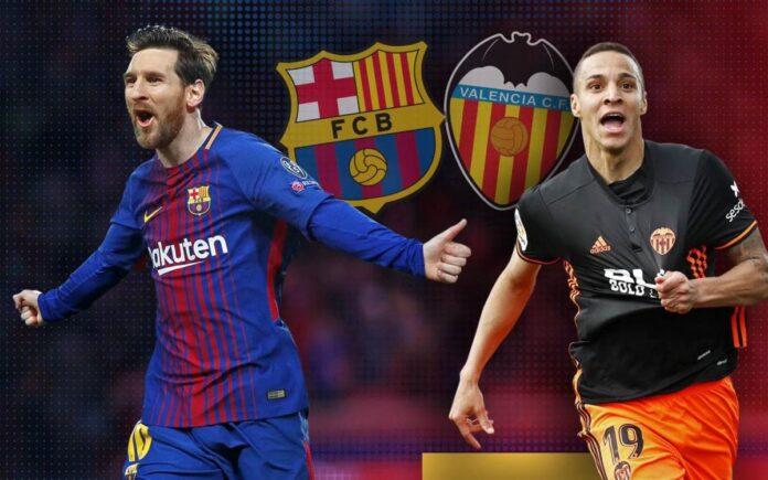 Barcelona vs Valencia Soccer Betting Predictions