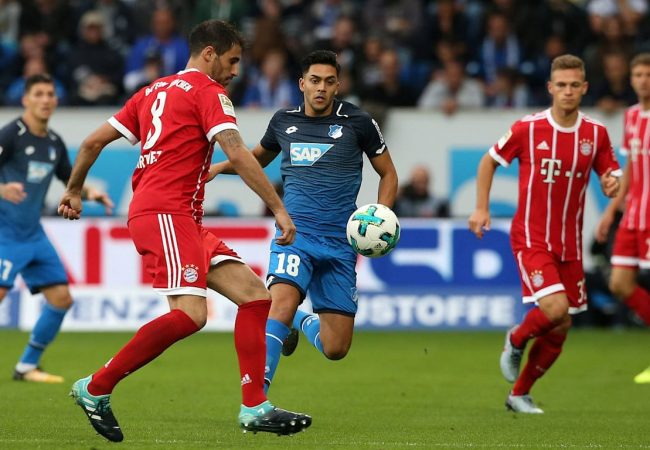 Bayern vs Hoffenheim Soccer Betting Prediction