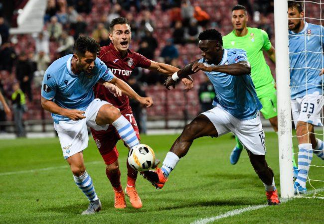 Lazio Roma vs CFR Cluj Soccer Betting Predictions