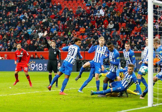 Bayer 04 Leverkusen vs Hertha Soccer Betting Predictions