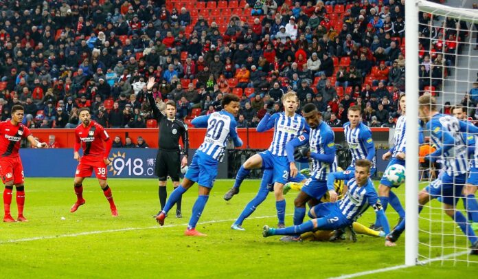 Bayer 04 Leverkusen vs Hertha Soccer Betting Predictions