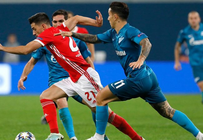 Benfica Lisbon vs Zenit St. Petersburg Soccer Betting Predictions