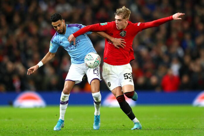 Manchester City vs Manchester United Soccer Betting Predictions