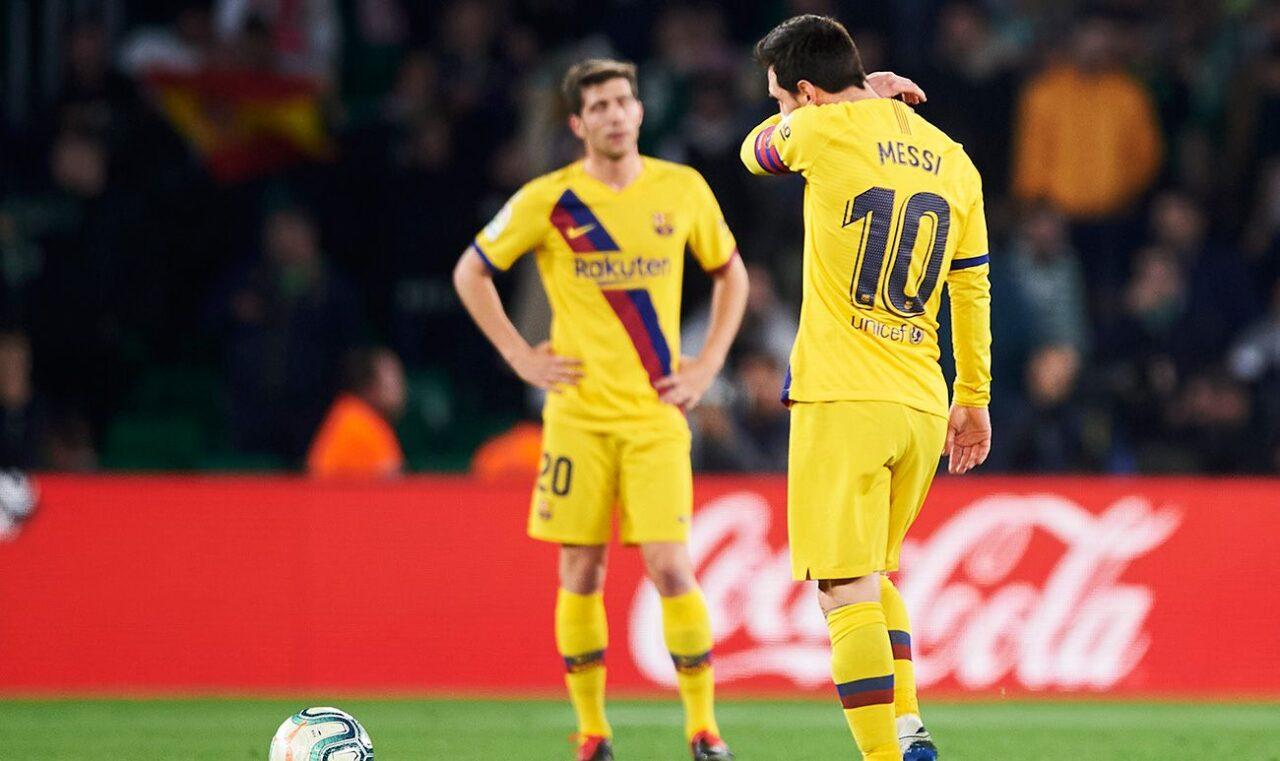 Getafe CF 0–2 FC Barcelona: A capital victory  |Getafe- Barcelona
