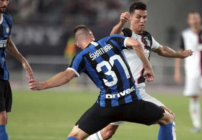 Juventus vs Inter Soccer Betting Predictions