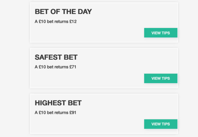 New football prediction website for beginners in 2020 – Try the bet of the day