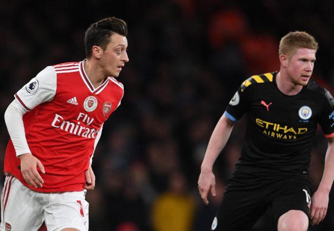 Manchester City vs Arsenal Soccer Betting Predictions