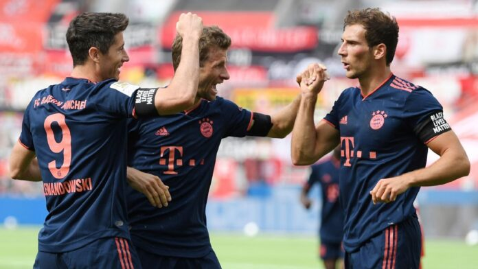 Bayern Munich vs M Gladbach Soccer Betting Prediction