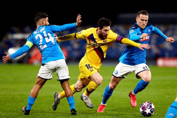 Barcelona vs Napoli Soccer Betting Prediction
